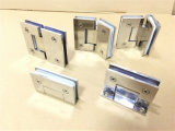 Stainless Steel, Brass 90, 180, 135 Bathroom Glass Clamp Shower Door Hinge