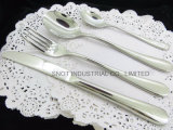 High Restaurant Stainless Steel Spoon Fork Knives Stainless Steel Set