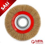 Industrial Power Brushes Brass Wire Brush