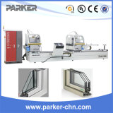 CNC Automatic Double Head Aluminum Profile Window Door Cutting Saw