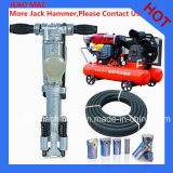 Yo18 Rock Drill Jack Hammer for Mining/Used for Gold Mining Air Tools with Air Compressor