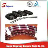Diamond Wire Saw for Stone Block Dressing