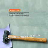 H-21 Construction Hardware Hand Tools Hard Wood Handle Sledge Hammer