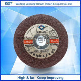 Abrasive Tools Thin Free Sample Cutting Wheel for Metal