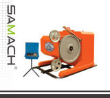 Diamond Wire Saw Machine (speed adjustable HSJ 37)