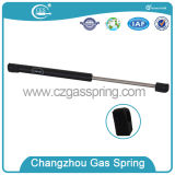 Gas Spring for Machinery with Ball Socket