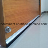 F/H Shape Aluminum Door Bottom Seal with Brush