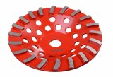 Diamond Cup Wheel for Removal Floor of Concrete and Cement