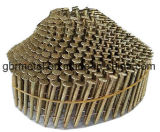 Q195/Q235 Pallet Nails Roofing Nails Coil Nails - Galv. Conical