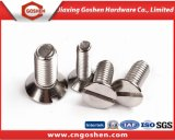 High Quality Stainless Steel Slotted Head Screw Machine Screw