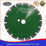 230mm Laser Diamond Saw Blade for Fast Cutting Green Concrete