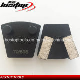 Soft Bond Diamond Metal Grinding Tools for Expoy Floor