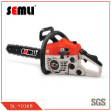 Ergonomically Toolless 2-Stroke Power Chainsaw