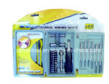 25PC Mini Hand Tool with Socket Set