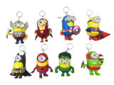 Promotion Building Block Toy Key Chain 3D Key Ring (H8229225)
