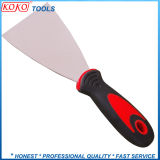 Double Color Carbon Steel Polished Putty Knife
