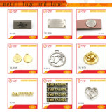 Custom Various Type Handbag Fashion Hardware Accessories