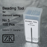 Beading Tools - No. 5 - 100 Pieces - Diamond Setting Tools