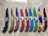 Karambit Hyper Beast Folding Knife Pocket Knife with Stainless Steel Handle
