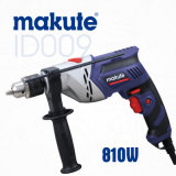 850W 13mm Double Bearing Structure Electric Impact Drill (ID009)