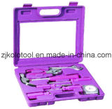 Ladies fashion Household Tool Set with Precision Screwdriver/Machinery Tools Set