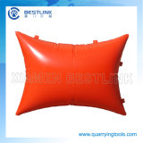 Polymer Cushion Pushing Air Bag for Wall Stone in Quarry