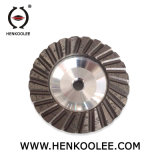 Good Quality High Efficiency Cup Diamond Grinding Wheel for Stone