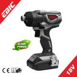 Ebic 18V Li-ion Reasonable OEM Cordless Impact Screwdrive for Sale