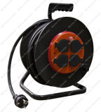 Euro Style Power Extension Cable Reel -30meter
