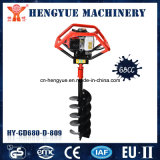 Big Powerful and High Efficient Ground Drill 68cc