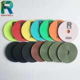Wet Diamond Polishing Pads for Floor/Marble/Granite/Stone Polishing