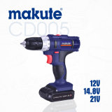 Makute Electric Power Tools 18V 1300mAh 10mm Battery Cordless Drill