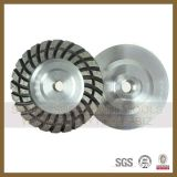 Turbo Cup Wheel of Diamond Grinding Wheel