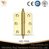 Safety Brass Door Hinge Made of High Graded Material (HG-1024)