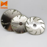125mm Electroplated Diamond Saw Blade for Mables, Soft Stones