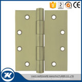 Furniture Hardware Brass Material Plain Joint Door Hinge