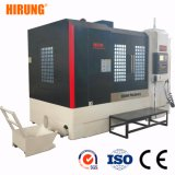 CNC Vertical Milling Machine EV1370 High Accuracy with 4kw Main Motor Power