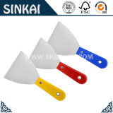 2'' Plastic Handle Putty Knife for Hot Selling