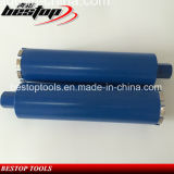 Laser Weld Diamond Core Drill Bits for Concrete