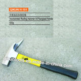 H-151 Construction Hardware Hand Tools Fiberglass Handle Incorporated Roofing Hammer
