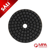 Resin Bond Wet or Dry Flexible Diamond Grinding Polishing Pad
