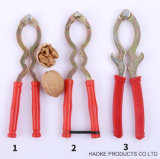Hot Sale Walnut Clip Nut Cracker Galvanized Surface Good Price Hand Kitchen Tools