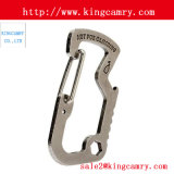 Chain Rigging Hardware Stainless Steel Climbing Hook Carabiner Spring Snap Hook