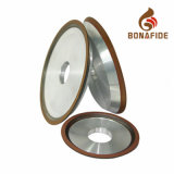 Diamond Resin-Bonded Grinding Wheel with DIP Angle 20°