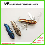 10 in 1 Peanut Shaped Folding Pocket Multi-Knife (EP-K411310B)