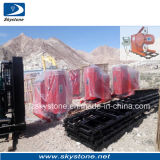 Diamond Wire Saw Machine for Stone Quarry Beat Sell