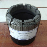 T6sh Surface Set Diamond Core Drill Bit