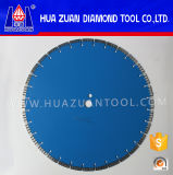 High Sharpness 450mm Diamond Laser Weld Saw Blades