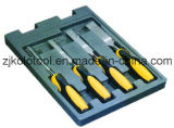 4PC Special Hand Tool Set Professional Wood Chisel Set
