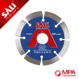 Dry Cutting Diamond Saw Blade for Concrete Cutting